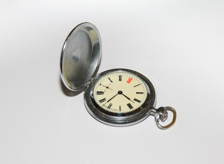 Vintage Russian pocket watch