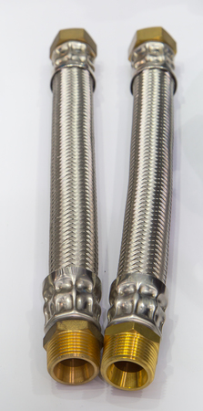 Braided Flexible Hose with male threaded connection