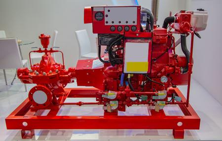 Diesel Engine For Fire Water Pump Package