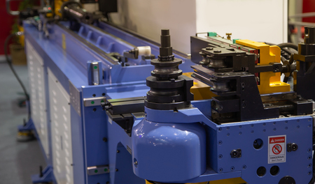 Automatic CNC 3D Tube Pipe Bending Machine