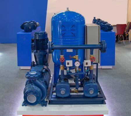 Industry water pump module set package skid
