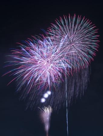 Fascinating fireworks