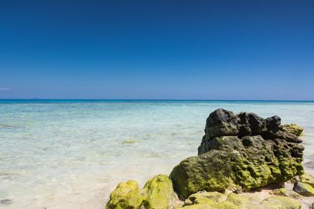 mook: Koh mook beach, Trang, Andaman sea Thailand Stock Photo