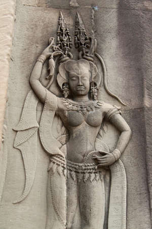 angor: Apsara angkor wat