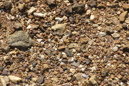 shores: Surfaces commonly found along river shores.