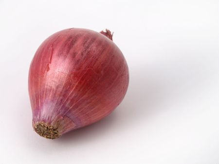 close up of some red onions Stock Photo - 740050
