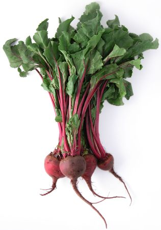 A fresh bunch of beetroot, ready to cook! Stock Photo - 740033