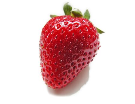 strawberry fresh and ready to eat