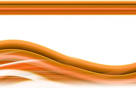abstract background design, orange black and white