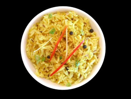 Series of indian dishes