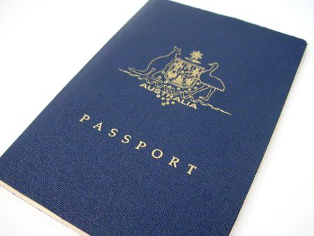 hand over your passport