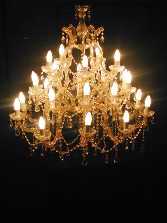 Warm inviting light