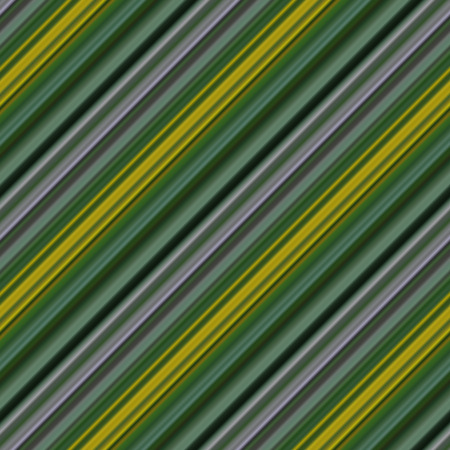 diagonal stripes: Seamless pattern with diagonal stripes in green and yellow tones Illustration