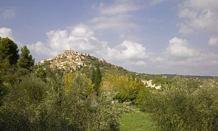 luberon: France, Provence, Luberon: city of Gordes