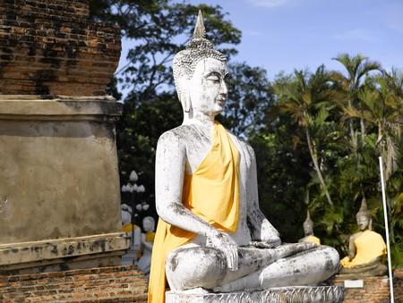 Thailand - Ayutthaya   Wat Yai Chai Mongkon photo