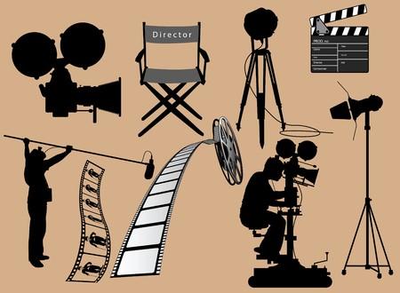 board of director: un insieme di elementi di cinema