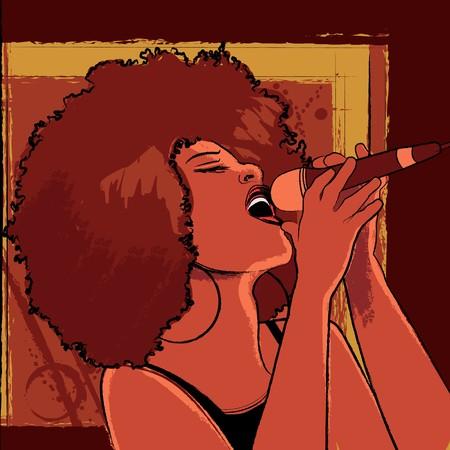 a jazz singer photo