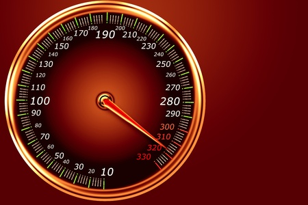 abstract speedometer Stock Photo - 9198086