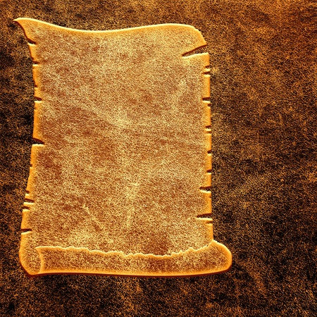 old leather Stock Photo - 9275552