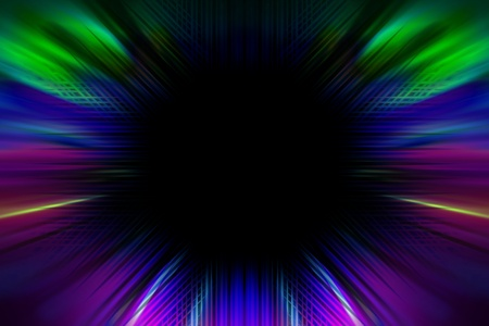 abstract colorful radiant background Stock Photo - 9513461