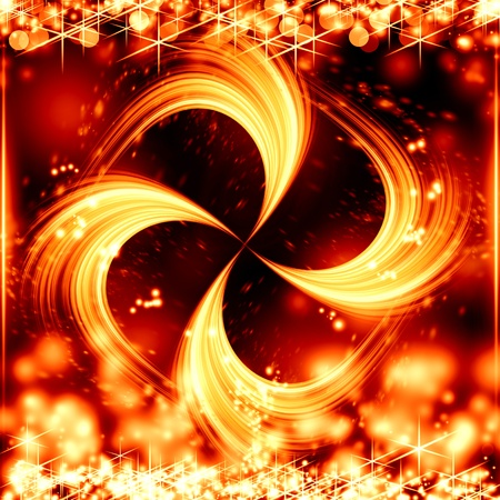 gold vortex photo