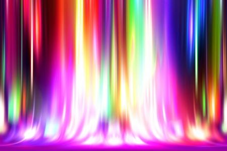 vivid magic multicolored effect energy