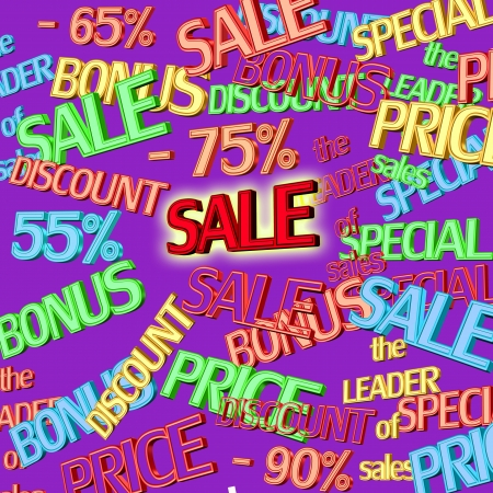 Sale of discounted Stock Photo - 15817044