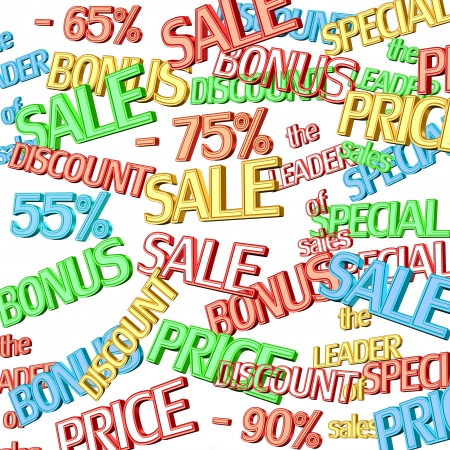 Sale of discounted Stock Photo - 15922868