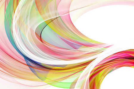 medley: original abstract colorful background