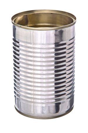 tin can: Tin can
