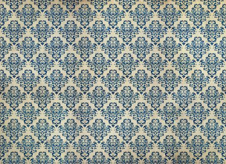 Old, worn and distressed wallpaper Stock Photo - 8145862