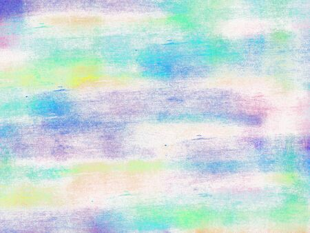 bright colors. brush strokes patterns. watercolor stains