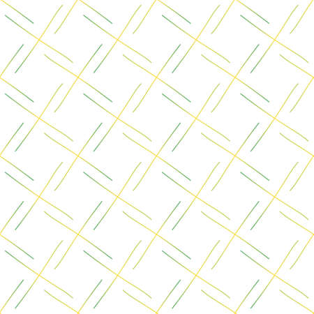 pattern with the image of geometric shapes and lines. Graphics, grid, minimal design. repeating elements