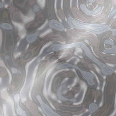 Metal plate with drops of water. Color background texture. photo