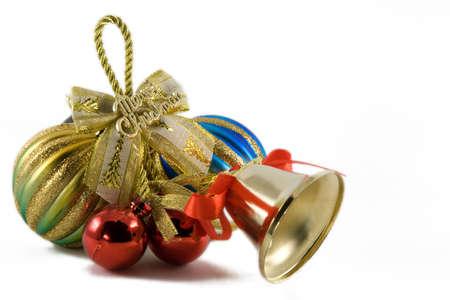 handbell: christmas spheres and Handbell