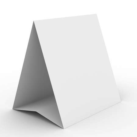 Notebook on white background. Isolated 3D image Stock Photo - 4875266