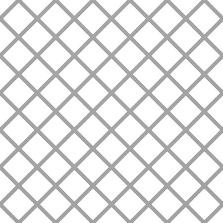 Metallic net monochromatic texture on white background. Isolated 3D illustration