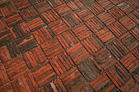brick floor: Brick Floor