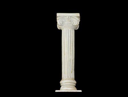 Old column Archivio Fotografico