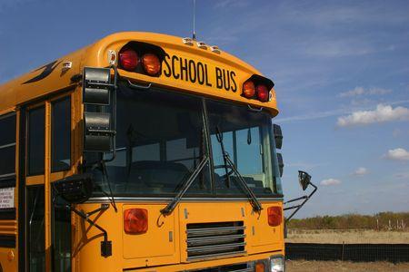 Yellow School Bus Archivio Fotografico