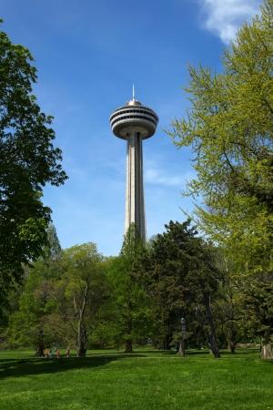 Skylon Tower, Niagara Falls, Ontario, Canada