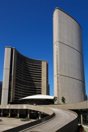 Toronto City Hall, Nathan Philips Square, Toronto