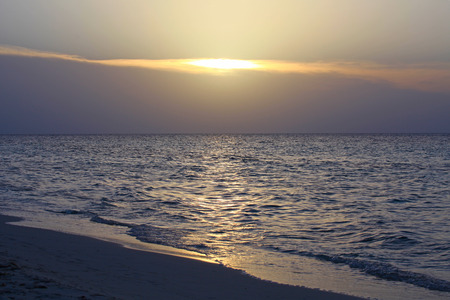 Sunset in Cayo Coco