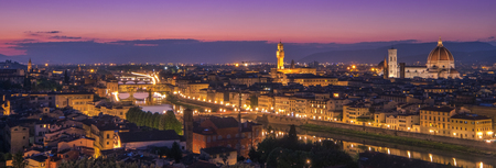Another sunset over Florence
