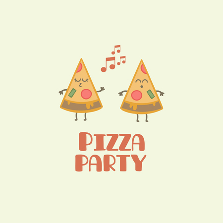Pizza Party Music Background
