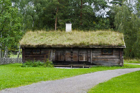 Swedish old building that are preserved