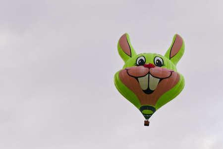 Hot air balloon Editorial