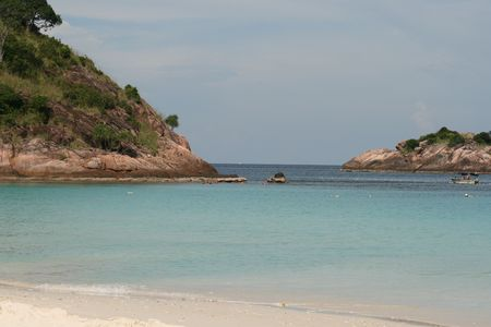 adn: Redang Island, Malasia  Foto de archivo