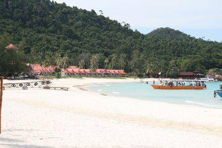 terengganu: Redang Island beach, Terengganu, Malaysia