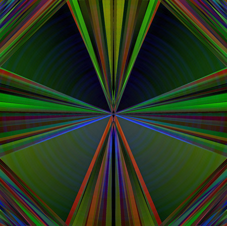 gradation art: Abstract background in the form of a cross.